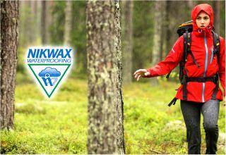 Bucură-te mai mult de ploaie cu NIKWAX