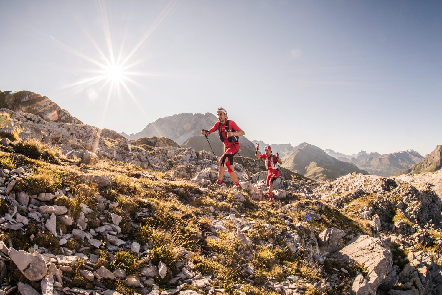 Gore-Tex Transalpine Run 2017