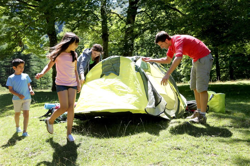 Family Fun Camping