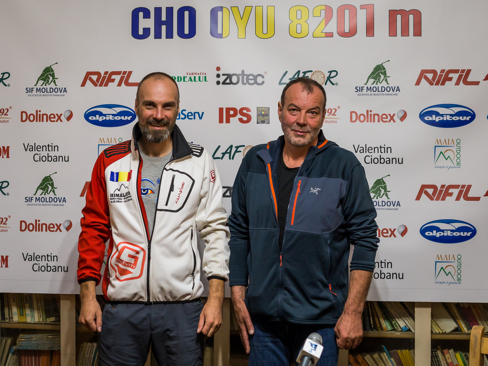 Expeditie Cho Oyu