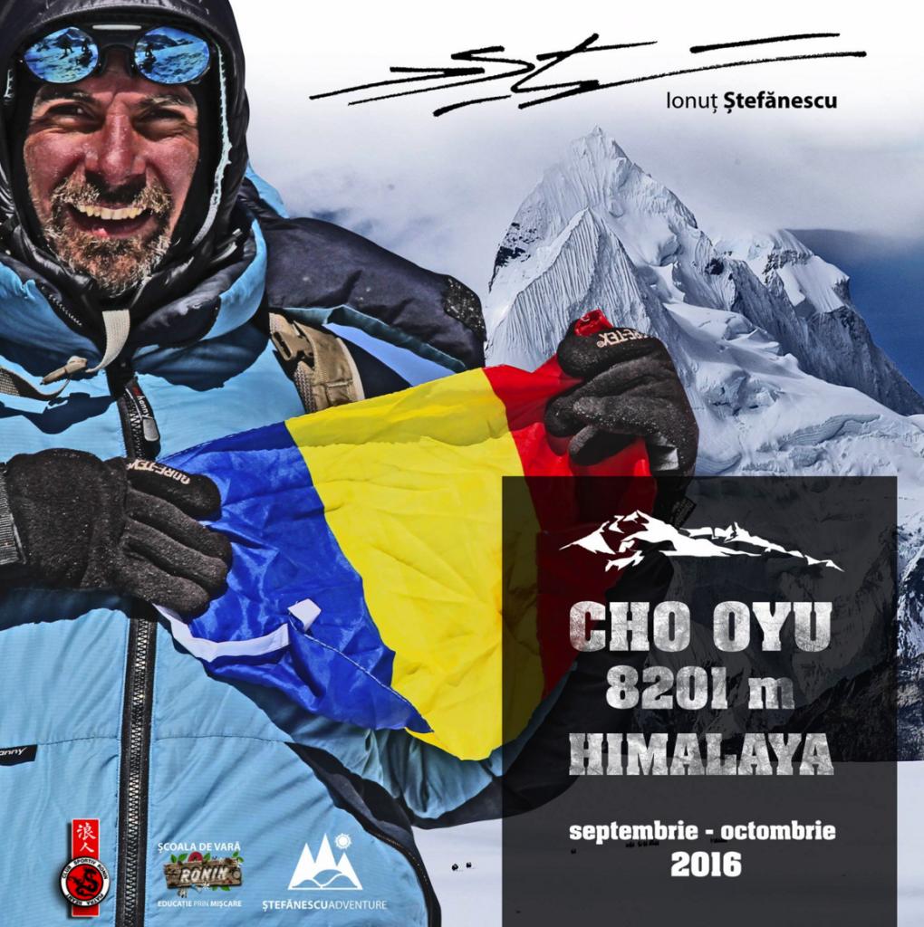 Expeditie Ionut Stefanescu