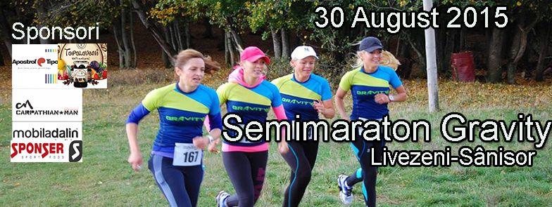 Semimaraton Gravity 2015