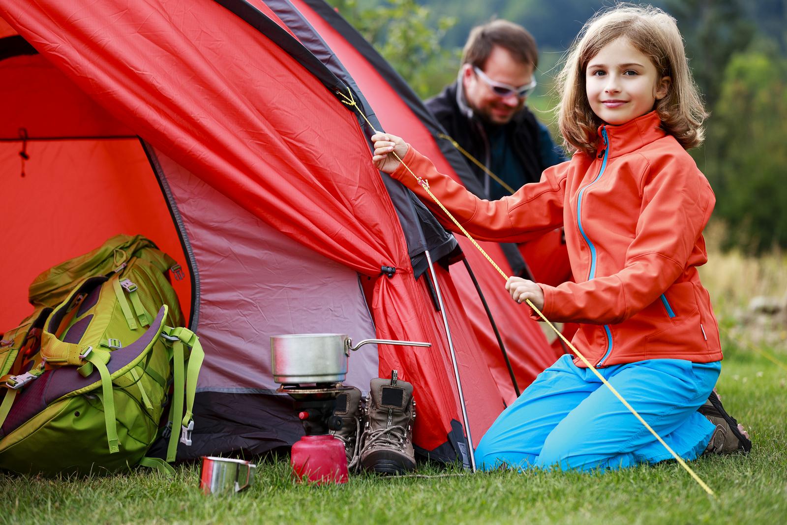 Sfaturi utile in camping