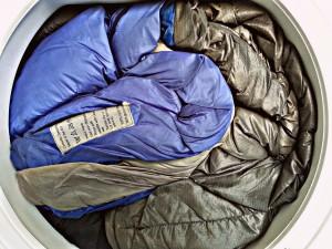 Cum se curata un sac de dormit