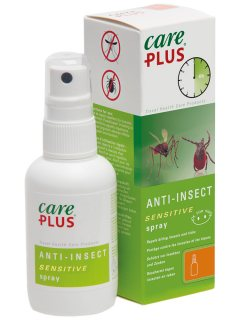 Spray anti-insecte Care Plus Sensitive