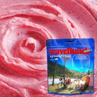 Mancare dezhidratata liofilizata Travellunch Strawberry Cream Cheese