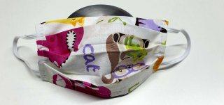 Masca de protectie Reutilizabila 100% Bumbac