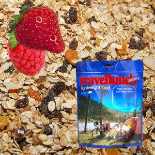 Mancare dezhidratata liofilizata Travellunch Berry Muesli 125 g