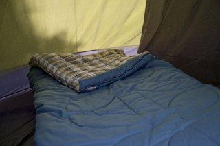 Inchiriere sac de dormit dublu