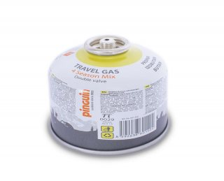 Butelie cu valva Pinguin Travel Gas 110g