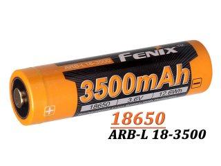 Acumulator Fenix 18650 - 3500mAh - ARB-L 18-3500