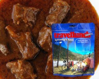 Mancare dezhidratata liofilizata Travellunch Aliment instant Goulash Soup with Beef  2x500ml