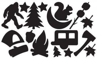 Petice McNett Tattoos Gear Aid Camping