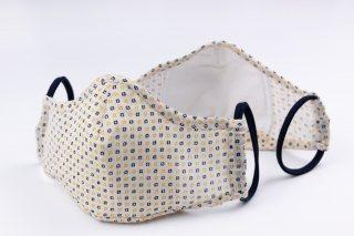 Masca de protectie reutilizabila 3 straturi Buline