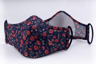 Masca de protectie reutilizabila 3 straturi Maci