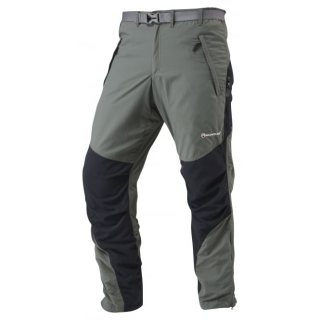 Montane terra pantaloni trekking si drumetie