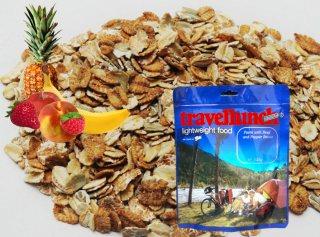 Mancare dezhidratata liofilizata Travellunch Aliment Muesli cu fructe 125 g