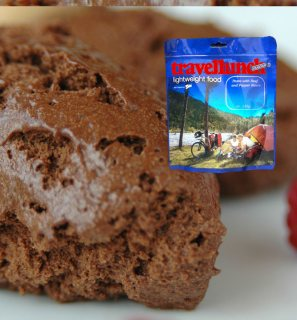 Mancare dezhidratata liofilizata Travellunch Mousse au Chocolate