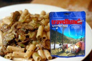 Mancare dezhidratata liofilizata Travellunch Pasta Porcini 125g