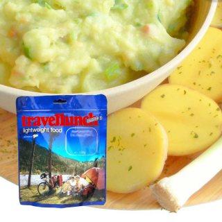 Mancare deshidratata Travellunch - Piure cartofi cu praz vegetarian