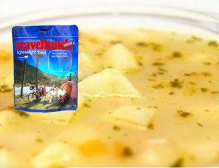 Mancare dezhidratata liofilizata Travellunch Aliment instant Cream Potato Soup 2x500ml