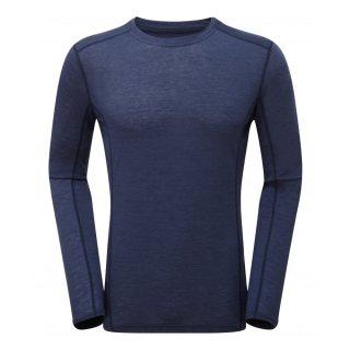 Bluza corp lana merino Montane Primino Crew 140g