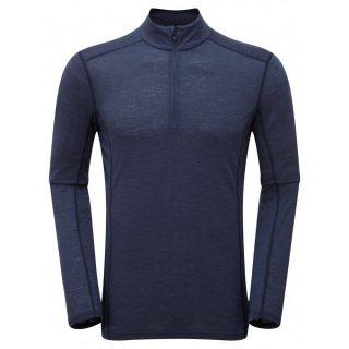 Bluza corp Montane Primino Zip 140g