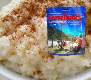 Mancare dezhidratata liofilizataTravellunch Pudding with Apple and Cinnamon 100g