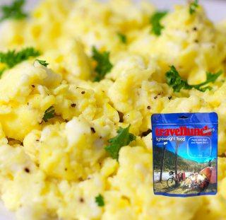 Mancare deshidratata liofilizata Travellunch Scrambled egg 125g