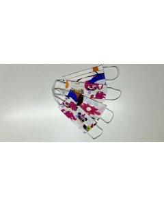 Masca de protectie Reutilizabila Junior 100% Bumbac